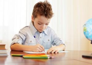 ребенок-домашнее задание